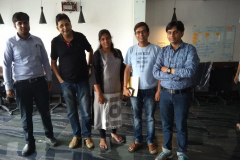 With MotilalOswal Mumbai Team