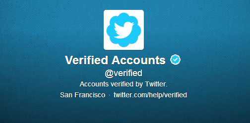 Twitter Announces Application Process for Verified Accounts