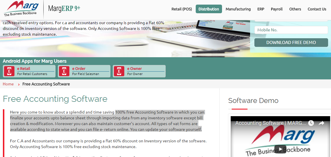 6 Best Free Accounting Software for Small Business in India |