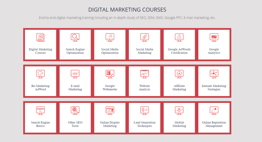 Digital Marketing Courses Indore | Training Institute Indore