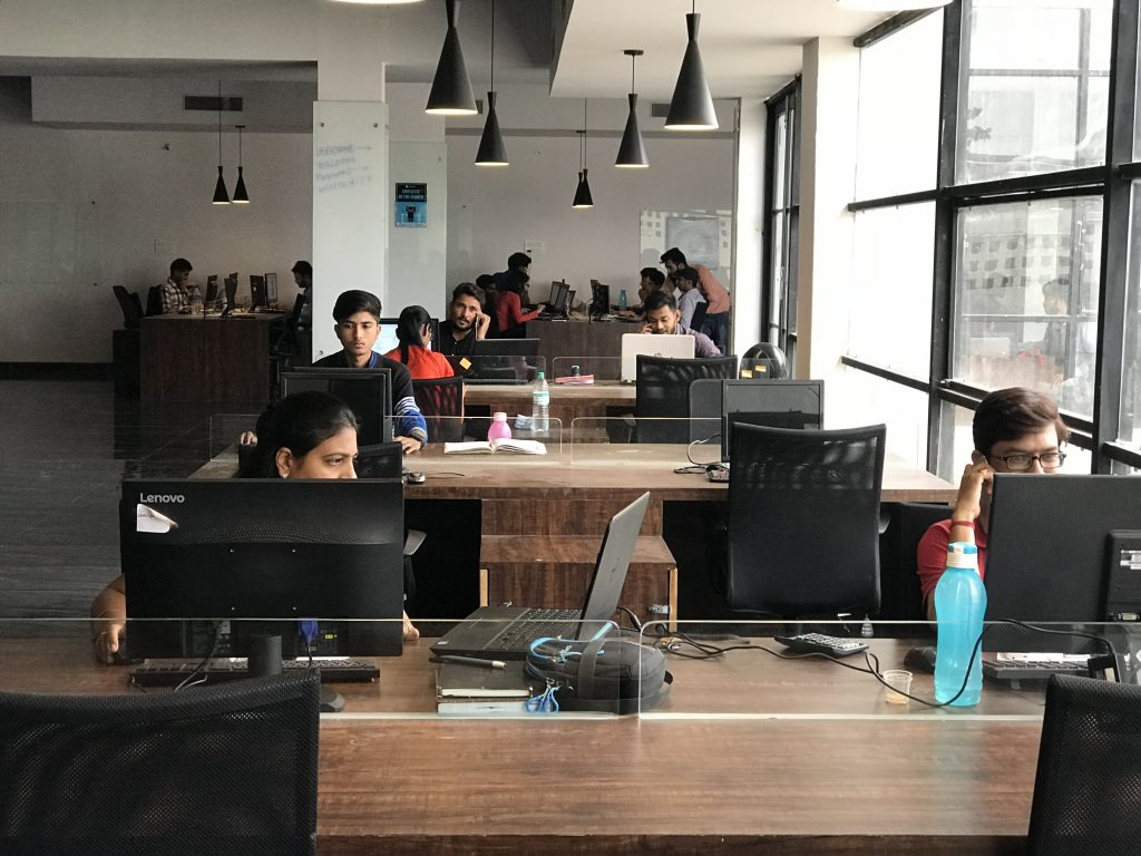 Coworking Space Indore - Raletta