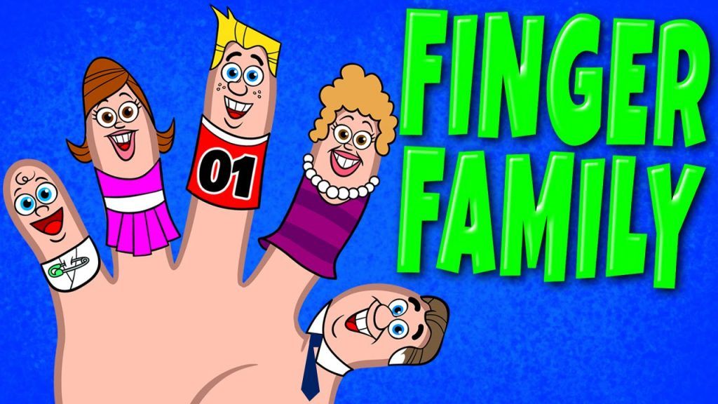 7. FINGER FAMILY SONGS