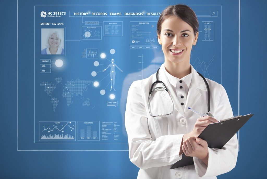 How Does Information Technology Affect Health Care?