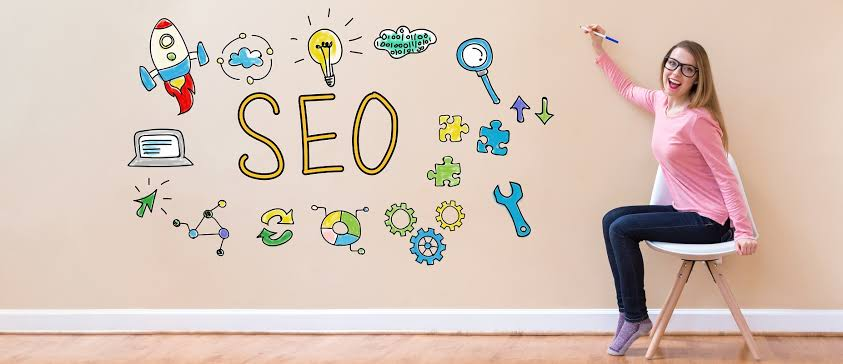 You don't have to have a live website before you start your SEO campaign, in fact its better if you start before it goes live