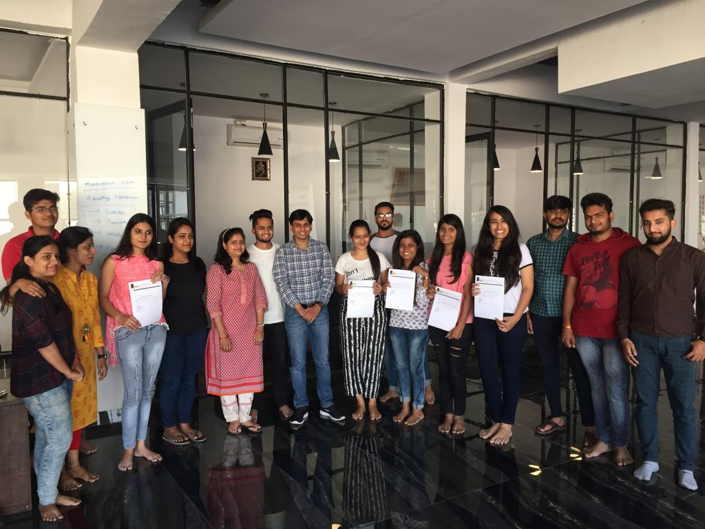 Digital Marketing Internship Indore | Content Writing 2020
