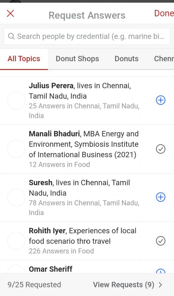 Quora, questions. answers, knowledge, sharing, writing, requests, people, readers