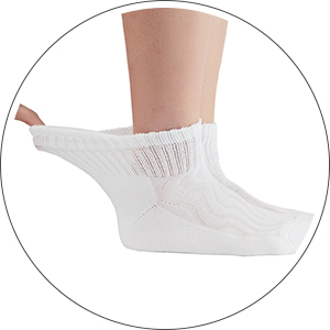 Difference between diabetic socks and normal socks