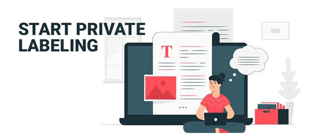 Start Private labeling
