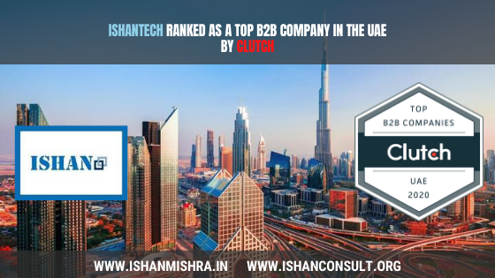 IshanTech is a Top B2B Company in the UAE