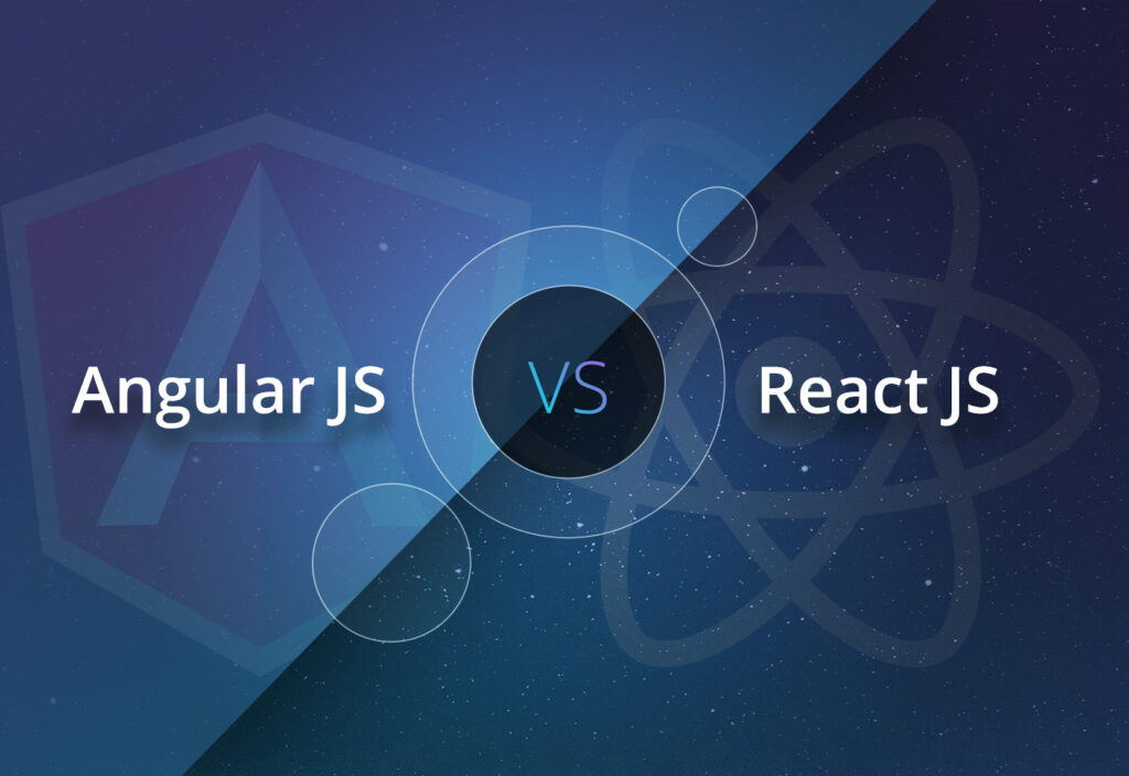 Comparing AngularJS and ReactJS for Development