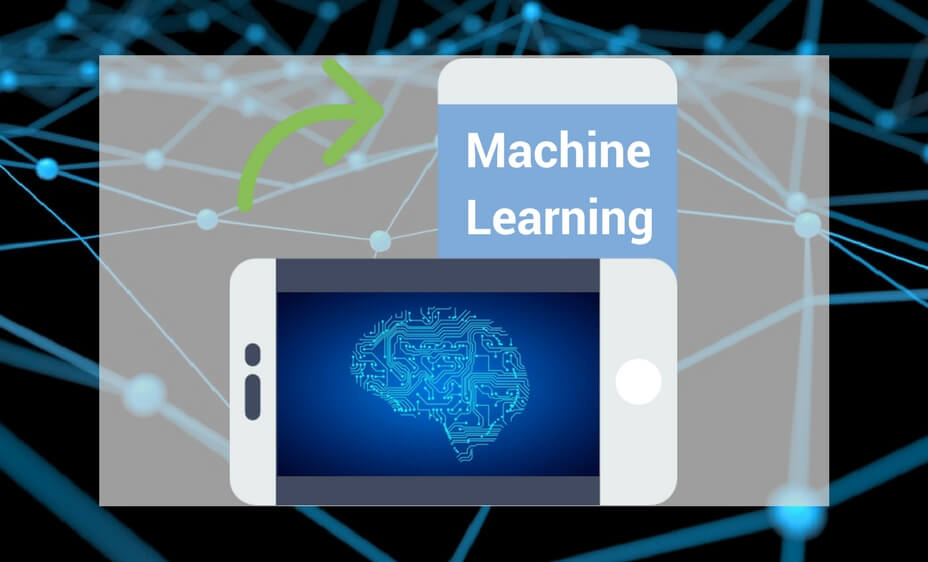 Use of Machine Learning Technology in Mobile Apps